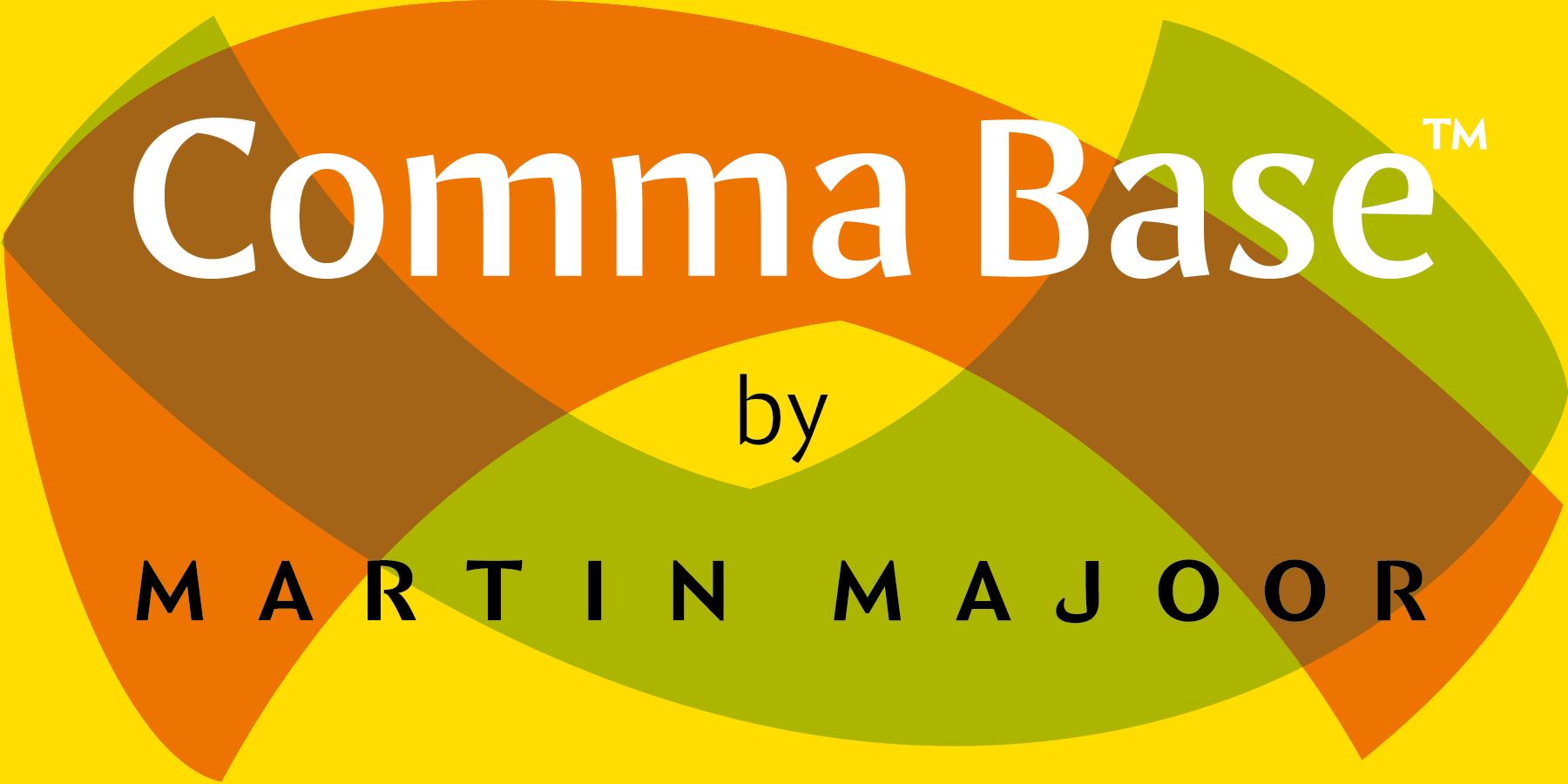 free font: comma base regular