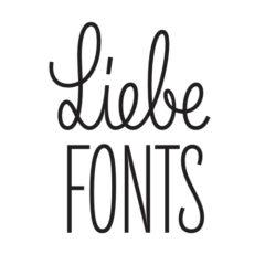 LiebeFonts Logo